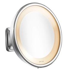 Espelho de Aumento de Parede com Iluminação Ref. 10509 - Crysbell