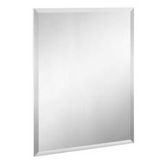 Espelho de Banheiro Retangular Bisote Blu 80x60cm