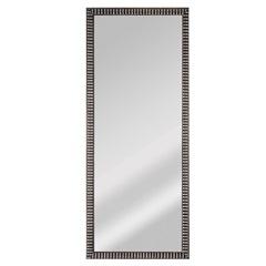 Espelho de Parede Retangular Coral 70 25x67cm Prata - Espelhos Leão