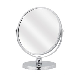 Espelho Dupla Face 18,5x15x21 Cm         - Importado