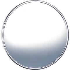 Espelho para Banheiro Redondo Cristal 39,5cm Cromado - Cris Metal