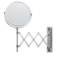 Espelho Parede Sanfonado Dupla Face 42x3,5x32cm - Importado