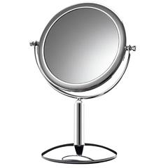 Espelho Platine Cromado  - Crysbell