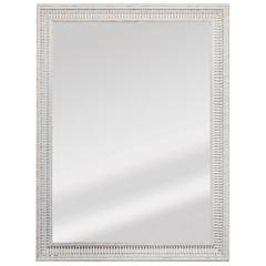 Espelho Retangular Moldura de Madeira Cartagena 82x62cm - Espelhos Leão