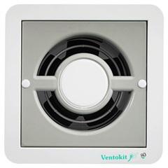 Exaustor Ventokit Completo 80 Bivolt  - Westaflex