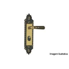 Fechadura Externa Colonial Espelho - MGM