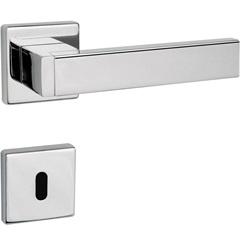 Fechadura Leco Interna 55mm Cromado  - Lockwell