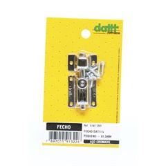 Fecho V Cromado 516a/S - Datti