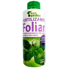 Fertilizante Foliar 138ml - West Garden