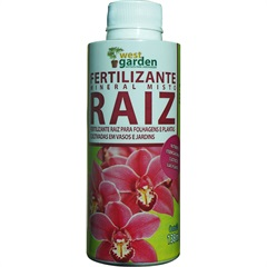 Fertilizante Mineral Misto Raiz 138ml - West Garden
