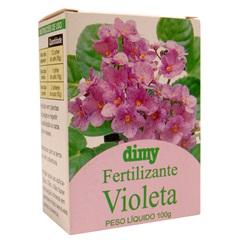 Fertilizante para Violetas 100g - Dimy