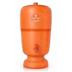 Filtro de Barro para Água São João Classic 1 Vela com Bóia - 6 Litros - Stefani