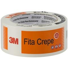 Fita Crepe 50mmx50 Metros - 3M