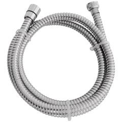 Flexível de Aço Inox Cromado para Duchas com 1,20 Metros - Blukit