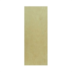 Folha de Porta Lisa para Pintura 210x72cm Virola - Vert