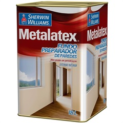 Fundo Eco Preparador para Paredes 18l - Metalatex - Sherwin Williams