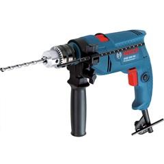 Furadeira de Impacto 550w 220v Gsb 550 Re Professional Azul E Preta - Bosch