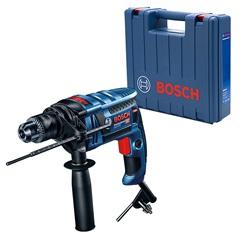 Furadeira de Impacto 750w 220v Gsb 16 Re Professional Azul E Preta - Bosch