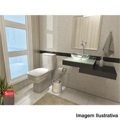 Gabinete Canopus para Banheiro com Cuba em Resina E Espelho 50x60cm - VTEC