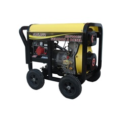 Gerador a Diesel Trifásico 6 Kva 380v Ref.: Nd7000e3d  - Nagano