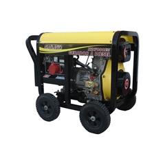 Gerador a Diesel Trifásico 6 Kva Ref: Nd7000e3 - Nagano