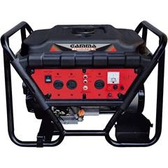 Gerador Monofásico À Gasolina 6500 Bivolt - Gamma