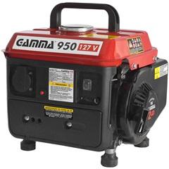 Gerador Monofásico À Gasolina 950 – 127 V - Gamma