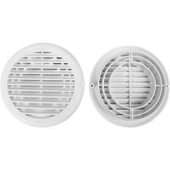 Grade de Ventilacão 18cm com Adaptadores 100/125/150 - WDB