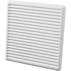 Grade de Ventilação 19x19cm Ventokit Branca - Westaflex
