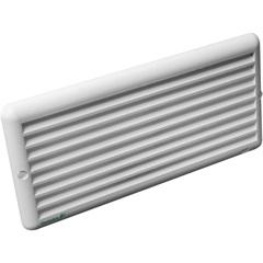Grade de Ventilação 25x12cm Ventokit Branca - Westaflex