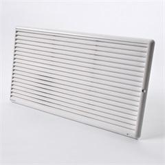 Grade Ventilação Branco Tela 44 X 24 Cm - WDB