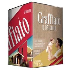 Graffiato Standard Riscado 25kg Nn Branco Natural - Hydronorth