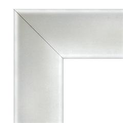Guarnição em Alumínio para Porta Pivoltante Branco 223,5x126,2cm - Sasazaki