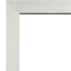 Guarnição para Porta Balcão Alumifort 216x150cm Branca - Sasazaki