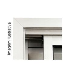 Guarnição para Porta com Seteira 216 X 130 Cm Branco - Ref: 74926797     - Sasazaki
