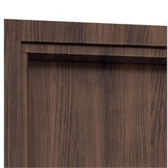 Guarnição para Porta Interna Aluminium 215x88x14cm Madeira - Sasazaki