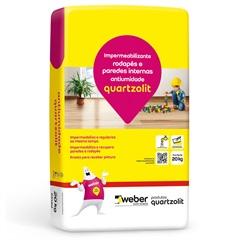 Impermeabilizante Anti Umidade 25 Kg  - Quartzolit