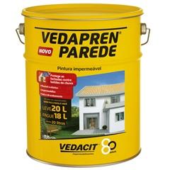 Impermeabilizante Vedapren Parede Concreto 20 Litros - Vedacit