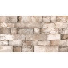 Inserto Brick Natural Areia 32x59 Acetinado Retificado Caixa 1.13i M² - Incepa