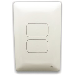 Interruptor Digital 2 Pads One Touch - Amicus