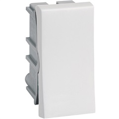 Interruptor Paralelo 1 Módulo 10a 250v Pialplus Ref. 611001 - Pial Legrand