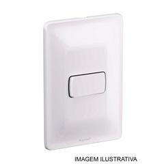 Interruptor Paralelo Zeffia 4x2 10 Ampéres 250v 680105 - Pial Legrand