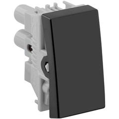 Interruptor Simples 10a 250v Grafite Fosco S30 - Simon