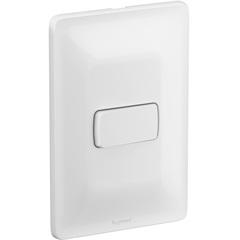 Interruptor Simples Zeffia  4x2 10 Ampéres - Pial Legrand