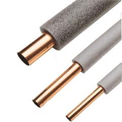 Isolante Térmico em Polietileno 28x5mm com 2m Cinza - Ramo Conexões