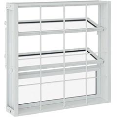 Janela Basculante Branca 60x80cm - Ref: 23325128 - Sasazaki