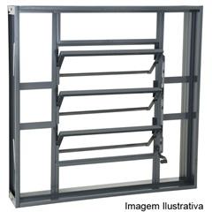 Janela Basculante Silenfort 80x80 Cm Ref.: 65.12.108-5  - Sasazaki