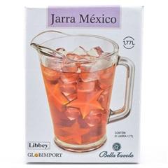Jarra Lisa México 1,77 Litros 8600386 - Importado