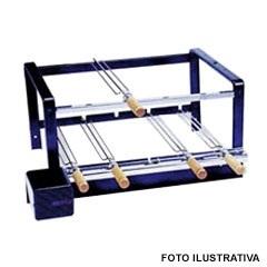 Kit 2004 para Churrasqueira de Alvenaria - Giragrill