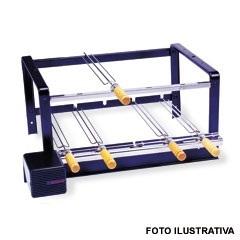 Kit 2006 para Churrasqueira de Alvenaria - Giragrill